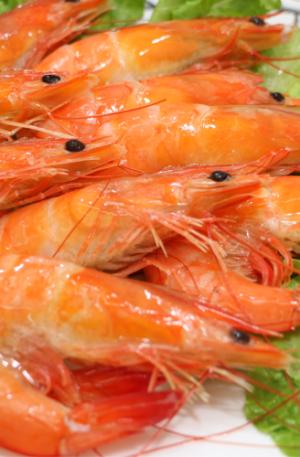 打點商行熟白蝦